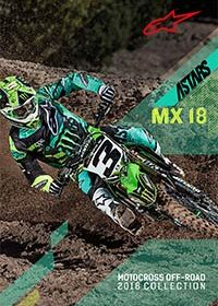 2018 Alpinestars Motocross Collection