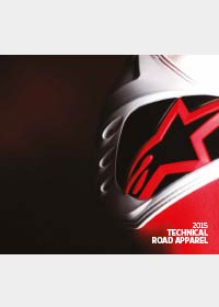 2015 Alpinestars Technical Apparel