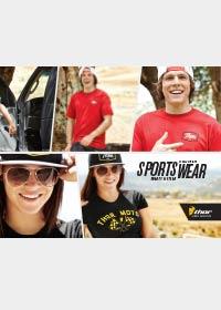2015 Thor Sportswear