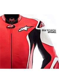 2016 Alpinestars Technical Apparel