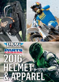 2016 Helmet & Apparel