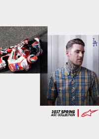 2017 Alpinestars Casual Apparel