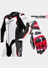 2017 Alpinestars Technical Apparel
