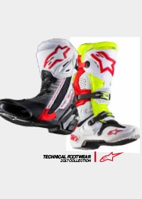 2017 Alpinestars Technical Footwear