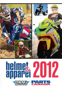 2012 Helmet and Apparel