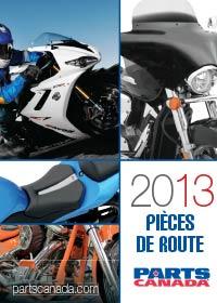 2013 Pièces de Route