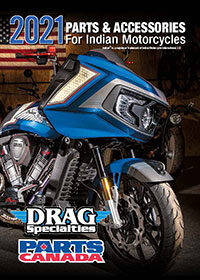 2021 Parts & Accessories for Indian Motorcycles