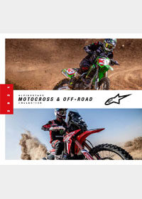 2021 Alpinestars Motocross and Offroad Collection