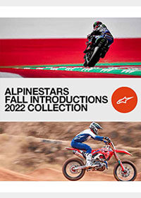 2022 Alpinestars Fall Introduction